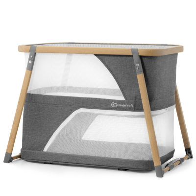 Kinderkraft Sofi 4in1 Grey Crib