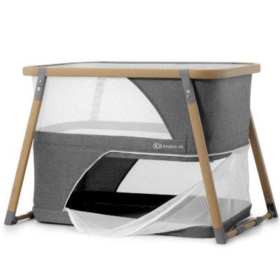 Kinderkraft Sofi 4in1 Grey Crib