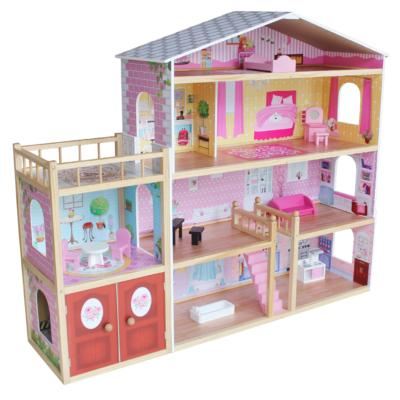 Huge Modern Villa Dolls House