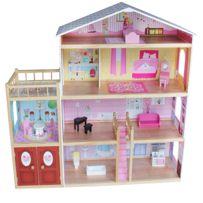 Huge Modern Villa Dolls House1