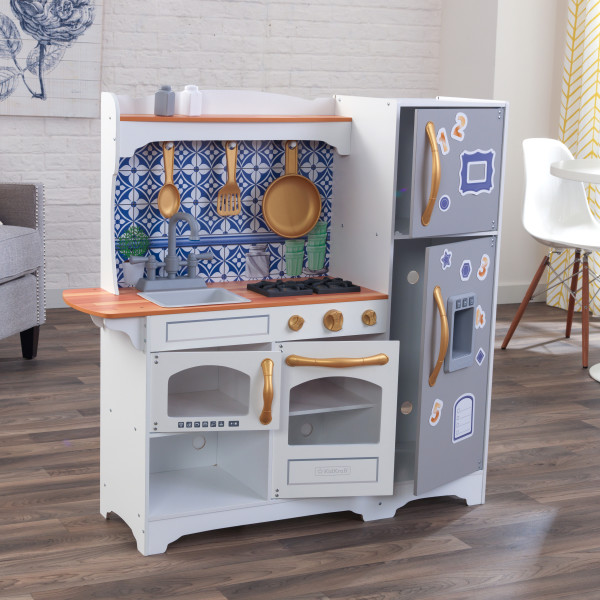 Kidkraft Mosaic Magnetic Play Kitchen