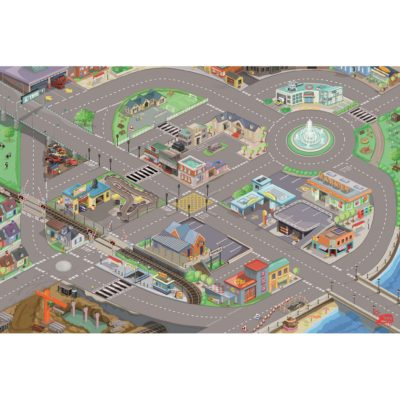 Le Toy Van Car Playmat