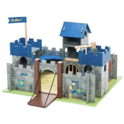 Le Toy Van Excalibur Castle and Accessories