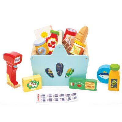 Le Toy Van Grocery Set & Scanner