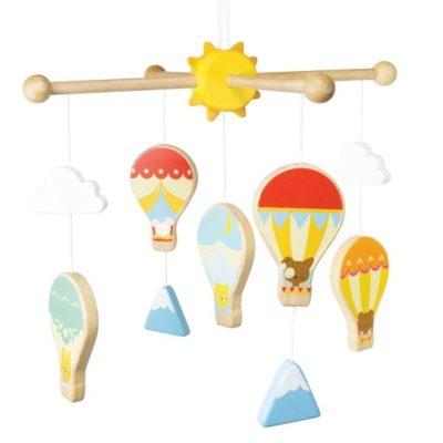 Le Toy Van Hot Air Balloon Mobile