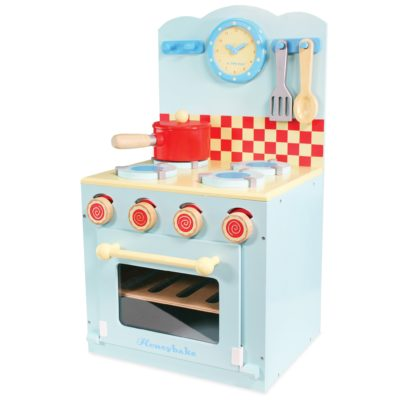 Le Toy Van Blue Oven and Hob Set