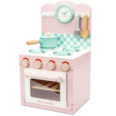 Le Toy Van Pink Oven and Hob