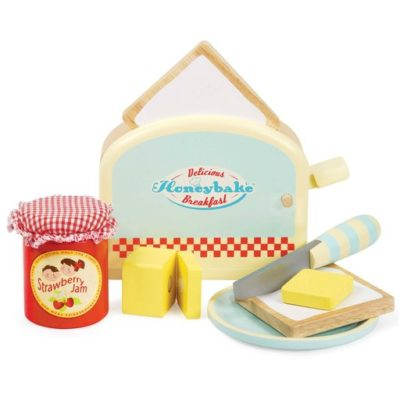 Le Toy Van Toaster Breakfast Set