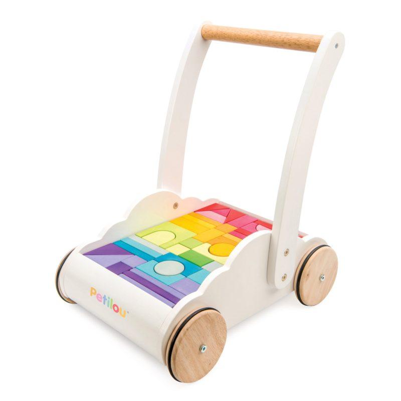 Le Toy Van Rainbow Cloud Walker