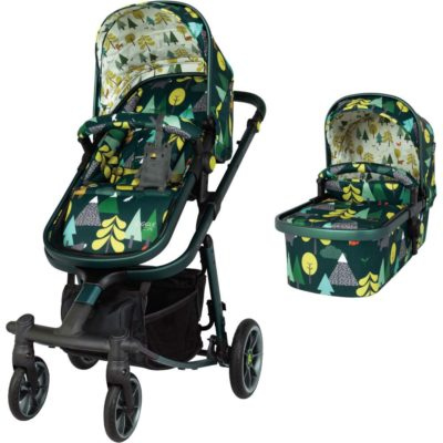 Cosatto Into the Wild Giggle Quad Pram and Pushchair