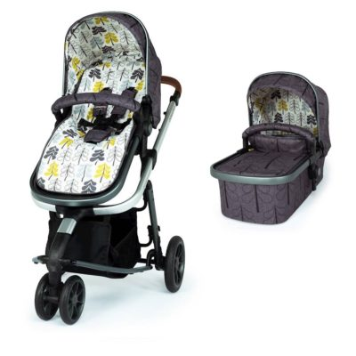 Cosatto Giggle 3 Pram and Pushchair - Fika Forest