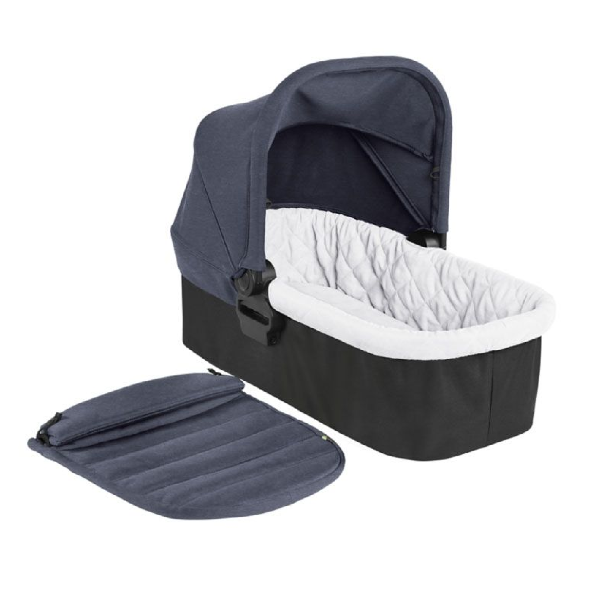 Baby Jogger City Mini 2/GT2 Carrycot - Carbon - Baby and ...