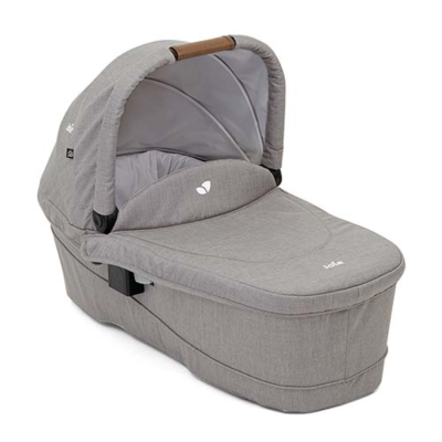 Joie Ramble Grey Flannel XL Carrycot