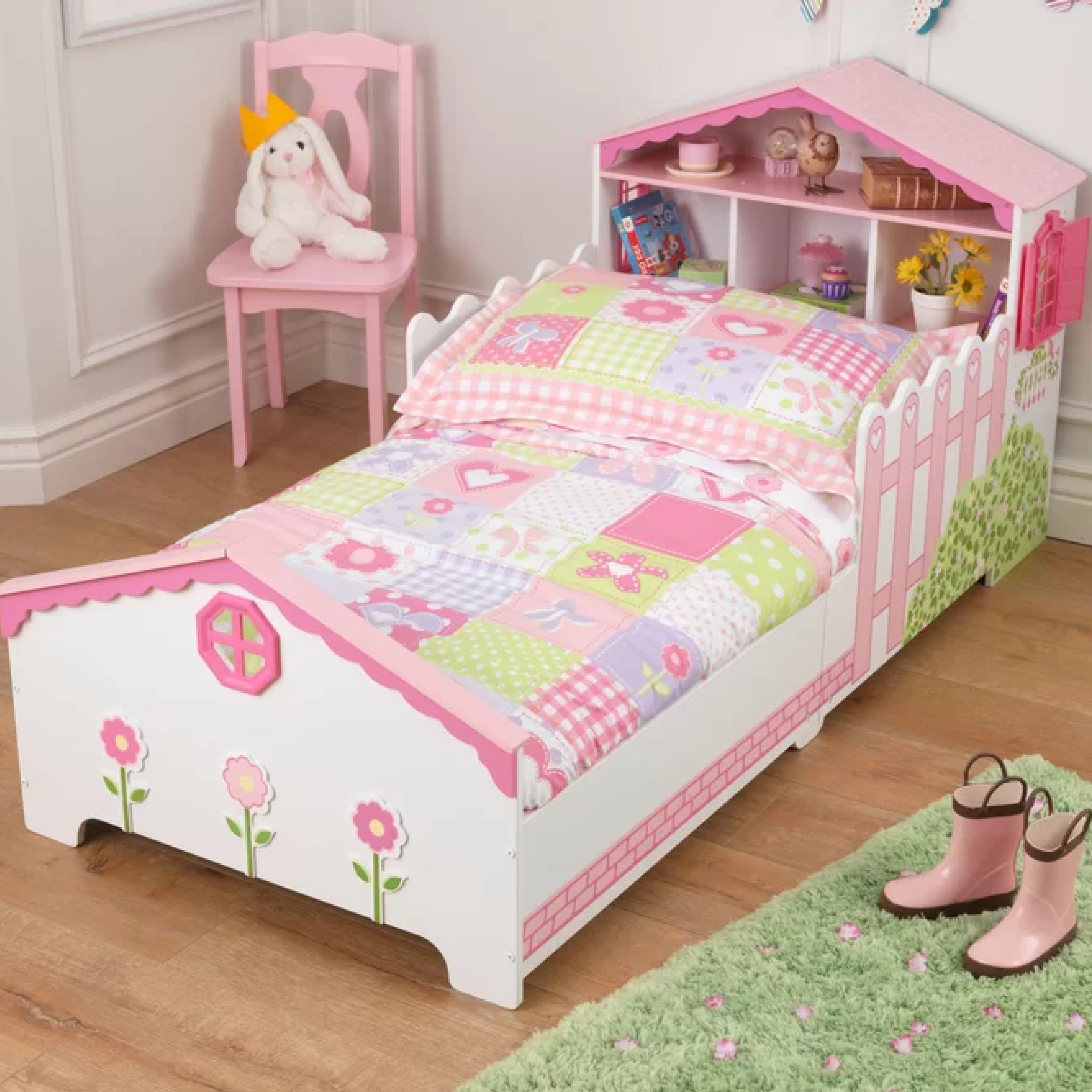 Kidkraft Dollhouse Toddler Bed Baby And Child Store