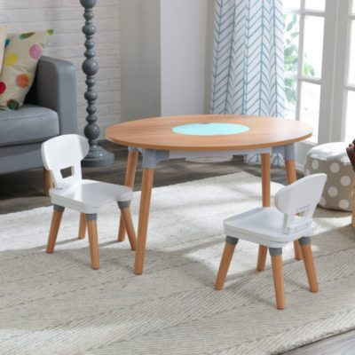 Kidkraft Mid Century Table and 2 Chairs