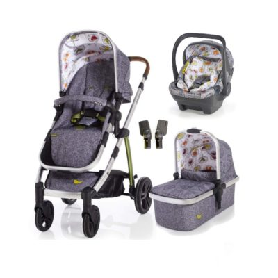 Cosatto Wow Dock Travel System - Dawn Chorus
