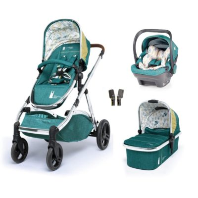 Cosatto Wow XL Dock Travel System - Hop To It