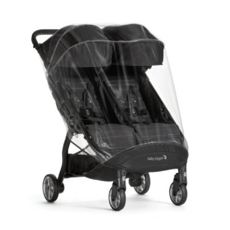 Baby Jogger Weather Shield for City Tour 2 Double Stroller