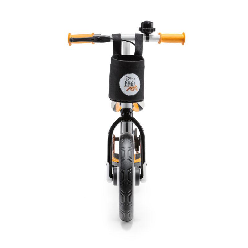 Kinderkraft Orange Space Balance Bike