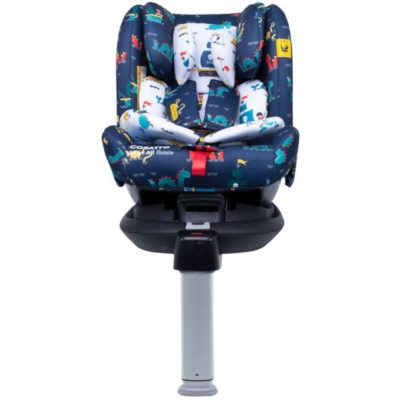 Cosatto Sea Monster All in All Rotate ISOFIX Car Seat