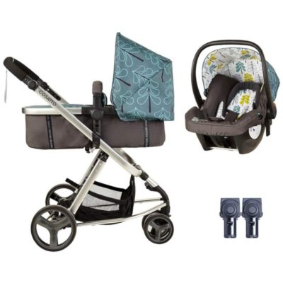 Cosatto Giggle Mix Fjord Travel System Plus Accessories
