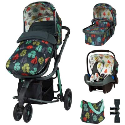 Cosatto Harewood Giggle 3 Travel System Bundle