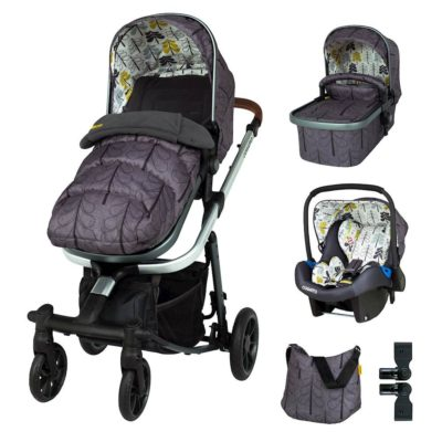 CCosatto Fika Forest Giggle Quad Travel System Bundle