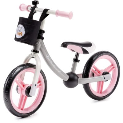 Kinderkraft Pink 2 Way Next Balance Bike