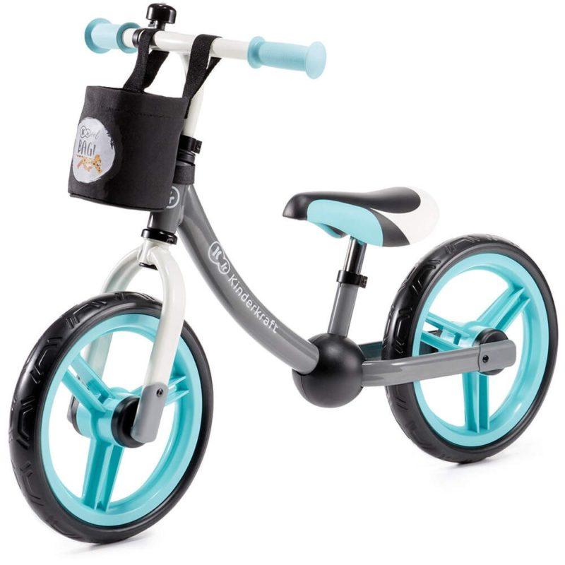 Kinderkraft Turquoise 2 Way Next Balance Bike