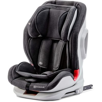 Kinderkraft-OneTo3-Group-123-Isofix-Car-Seat-Black