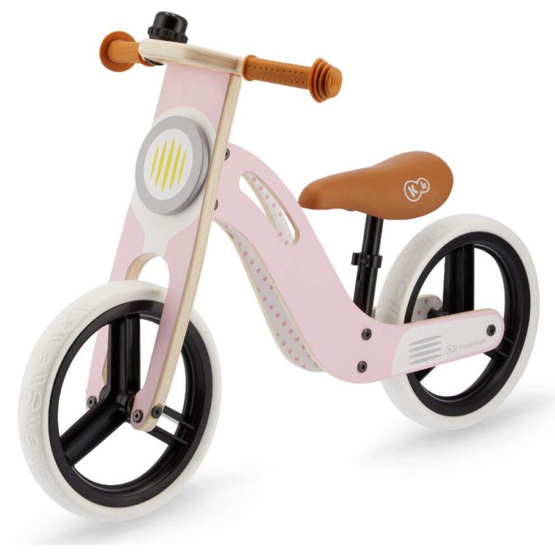 Kinderkraft Pink Uniq Balance Bike