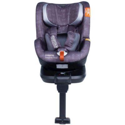 Cosatto Traffic Jam RAC Come and Go I-Rotate I-Size Car Seat