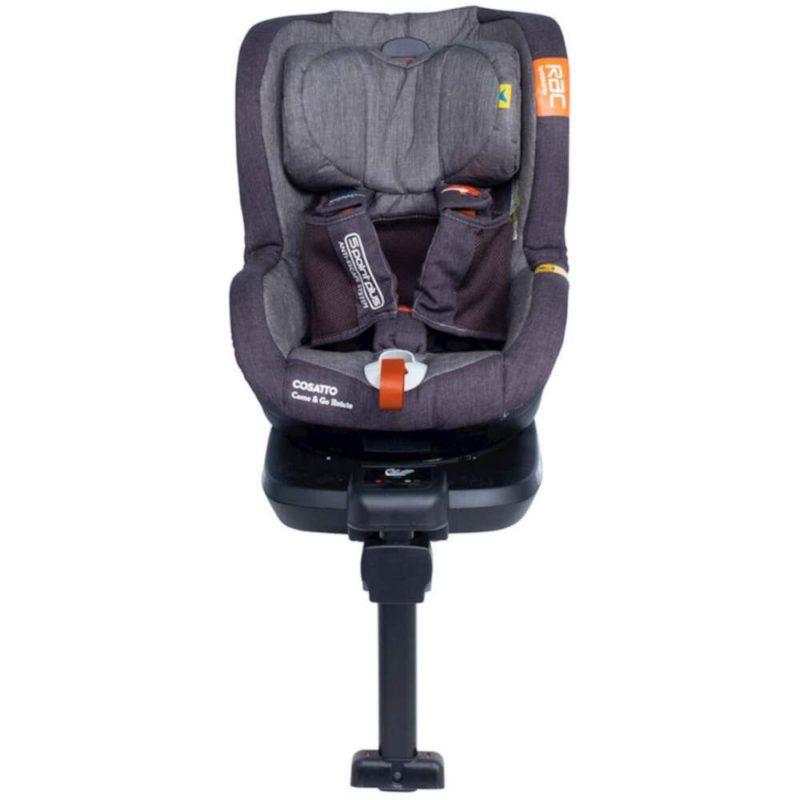 Cosatto Mister Fox RAC Come and Go I-Rotate I-Size Car Seat