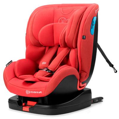 Kinderkraft Red Vado Isofix Car Seat