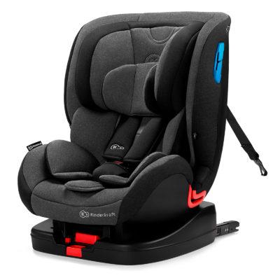 Kinderkraft Black Vado Isofix Car Seat