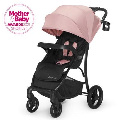 Kinderkraft Cruiser Pink Pushchair