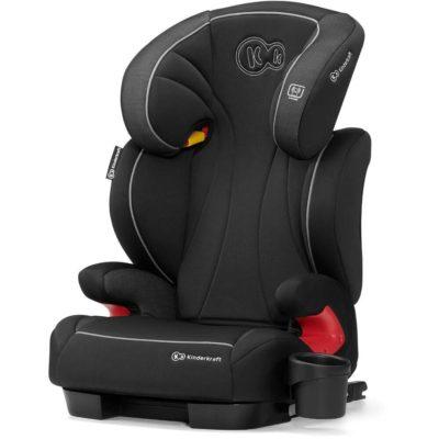 Kinderkraft Black Unity Isofix Car Seat