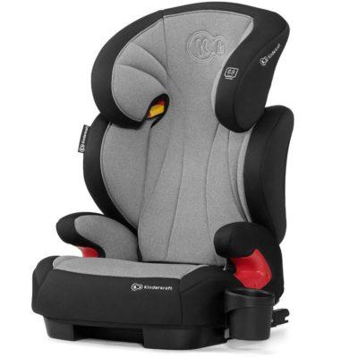 Kinderkraft Grey Unity Isofix Car Seat