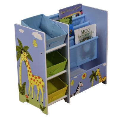 Liberty House Toys Safari Book Display