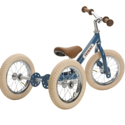 Trybike 2-in-1 Steel Vintage Blue