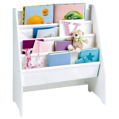 Liberty House Toys White Wooden Book Display