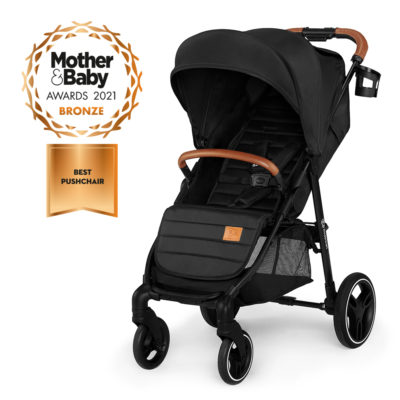 Kinderkraft Black Grande 2020 Pushchair