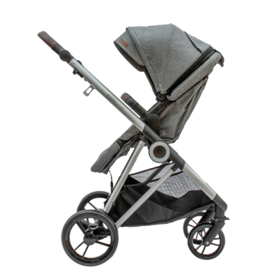 Estilo Bebe Otter 3 in 1 Travel System - Pebble Silver