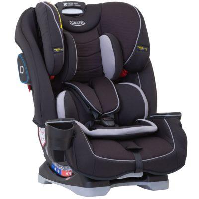 Graco Slimfit Car Seat Black