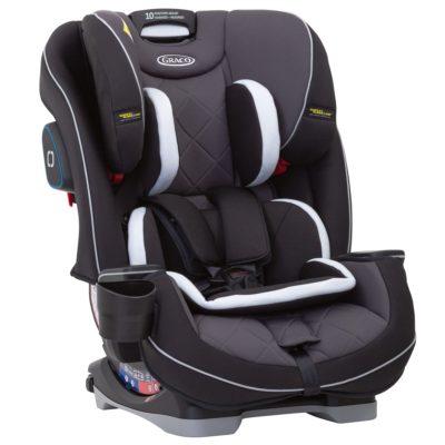 Graco Slimfit LX Black Car Seat
