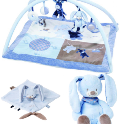 Nattou Play and Sleep Gift Set - Bibou