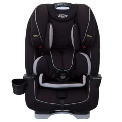Graco Slimfit Group 0+/1/2/3 Car Seat- Black