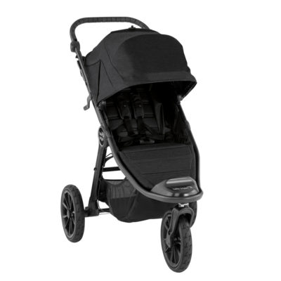 Baby Jogger Jet City Elite 2 Stroller with Free Weather Shield