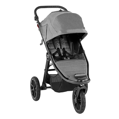 Baby Jogger Slate City Elite 2 Stroller with Free Weather Shield