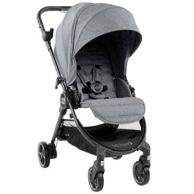 Baby Jogger Slate City Tour LUX Stroller plus accessories
